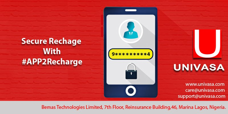 Recharge of mobile phones