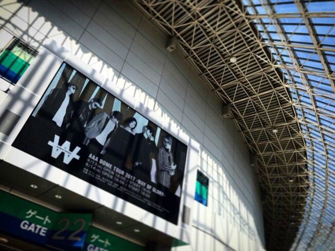 AAA in TOKYO!! Day1!! #AAA #WOG0913