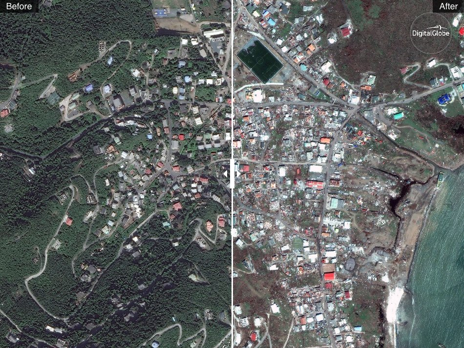 See stunning before and after photos of Hurricane Irma's impact on the Caribbean https://t.co/6VeDoQ85Gt https://t.co/JCx3B9BNS4