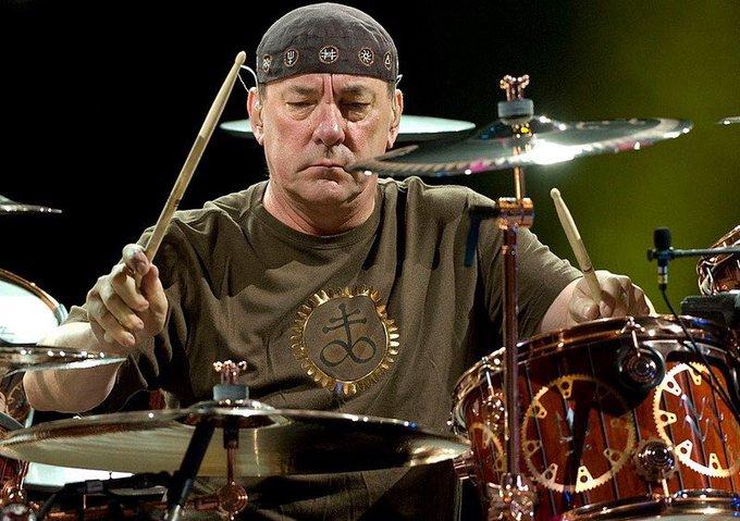 Happy Birthday to Neil Peart of Rush!