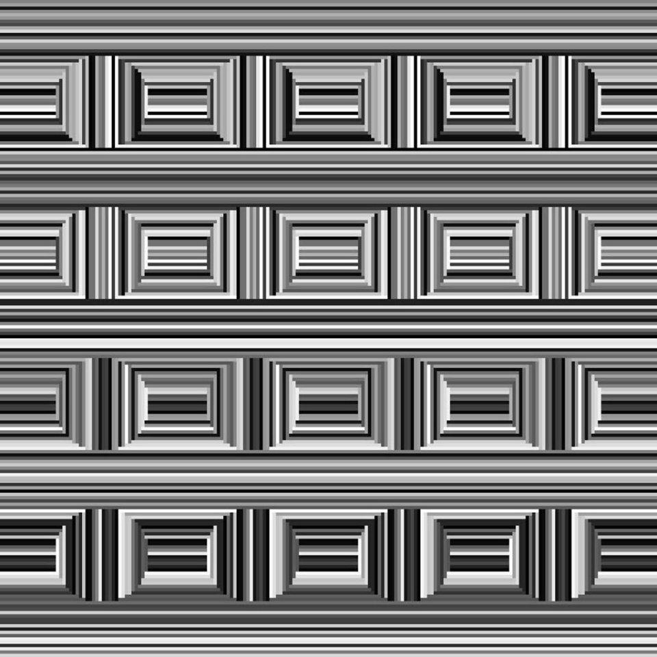 この図の中に丸はいくつあるでしょうてクイズ、見えたとき「ハァンしゅごい」て声出た