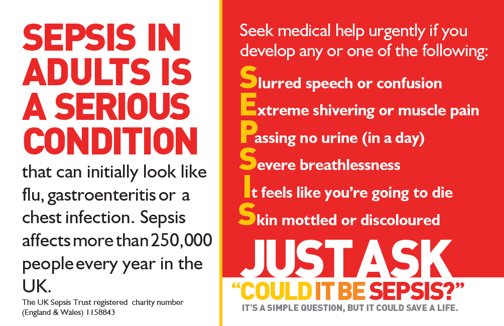 Today is #WorldSepsisDay! Lets see how far we can spread the word and raise awareness  Let&#39;s get sharing! <br>http://pic.twitter.com/vLAsJuXx8l