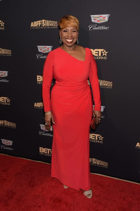 Happy birthday     to you, Iyanla Vanzant. May God bless you many more years to come.