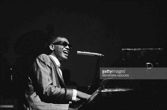 Happy Birthday to Ray Charles, who would have turned 99 today!