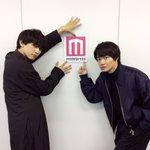【告知】 #神木隆之介 さん #吉沢亮 さんの2ショットインタビューを実施😉 #HANDSOMEFI…