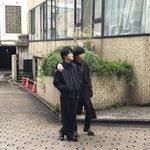 年末に向けていよいよ取材も始まってまいりました‼️先日は朝から神木&吉沢の同級生ペアで。ショ…
