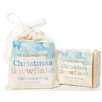 Just in case you were starting to think about Christmas...  https://www. notonthehighstreet.com/thebakewellsoa pcompany/product/christmas-snowflake-conditioning-soap-bar-80g &nbsp; …  #earlybiz #madeinDerbyshire <br>http://pic.twitter.com/jRws1QseML
