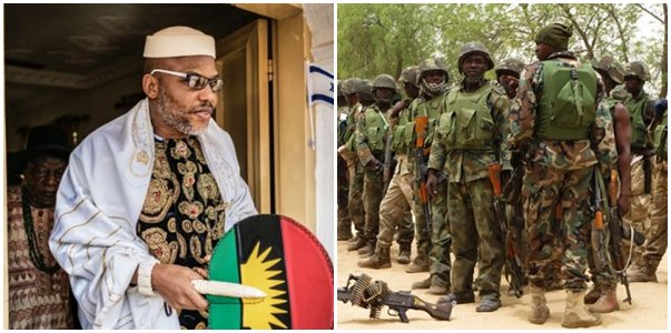 Femi Fani Kayode has lambasted the Army over the recent invasion of the home of leader of the Indigenous People of Biafra [IPOB], Mazi Nnamdi Kanu.