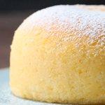 【ぷるふわチーズケーキ】混ぜて、炊飯器で炊くだけ!