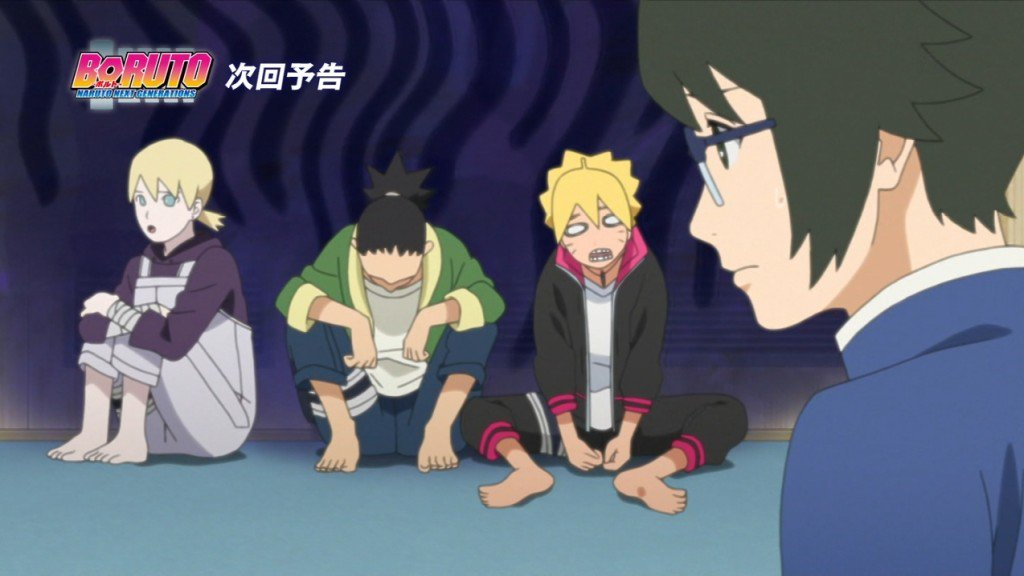 波乱の修学旅行 #BORUTO https://t.co/POQDHFfdmV