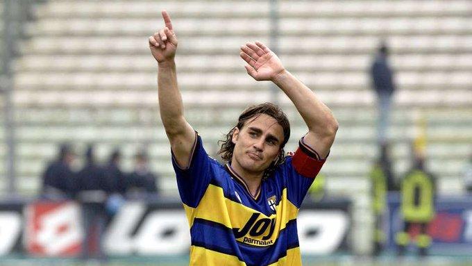 Happy birthday Fabio Cannavaro. World Cup winner & dab pioneer.