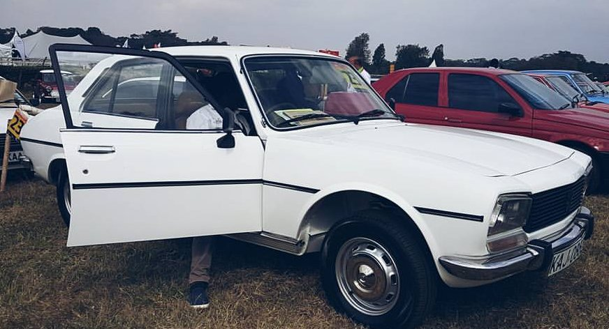 Captain Ozwald On Twitter The Peugeot 504 Was Once The