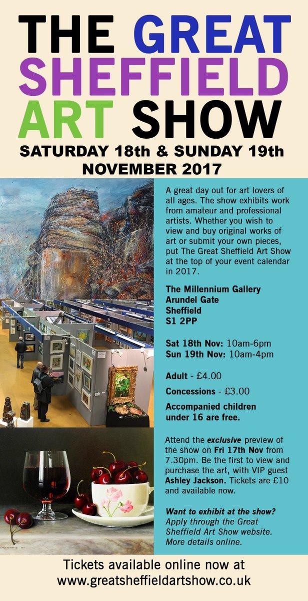 Great Sheffield Art Show-a date for your diaries! #ATSocialmedia #yorkshirebiz #artsheffield #sheffieldissuper #abstractart #contemporaryart<br>http://pic.twitter.com/ixuwBKMulC