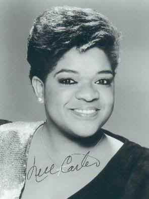 Black History Erryday :  Happy Birthday Nell Carter (R.I.P.)