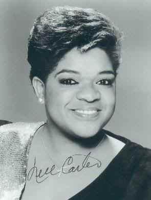 Black History Erryday :  Happy Birthday Nell Carter (R.I.P.)