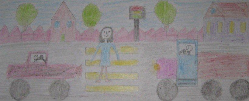 рисунки по числам для детей