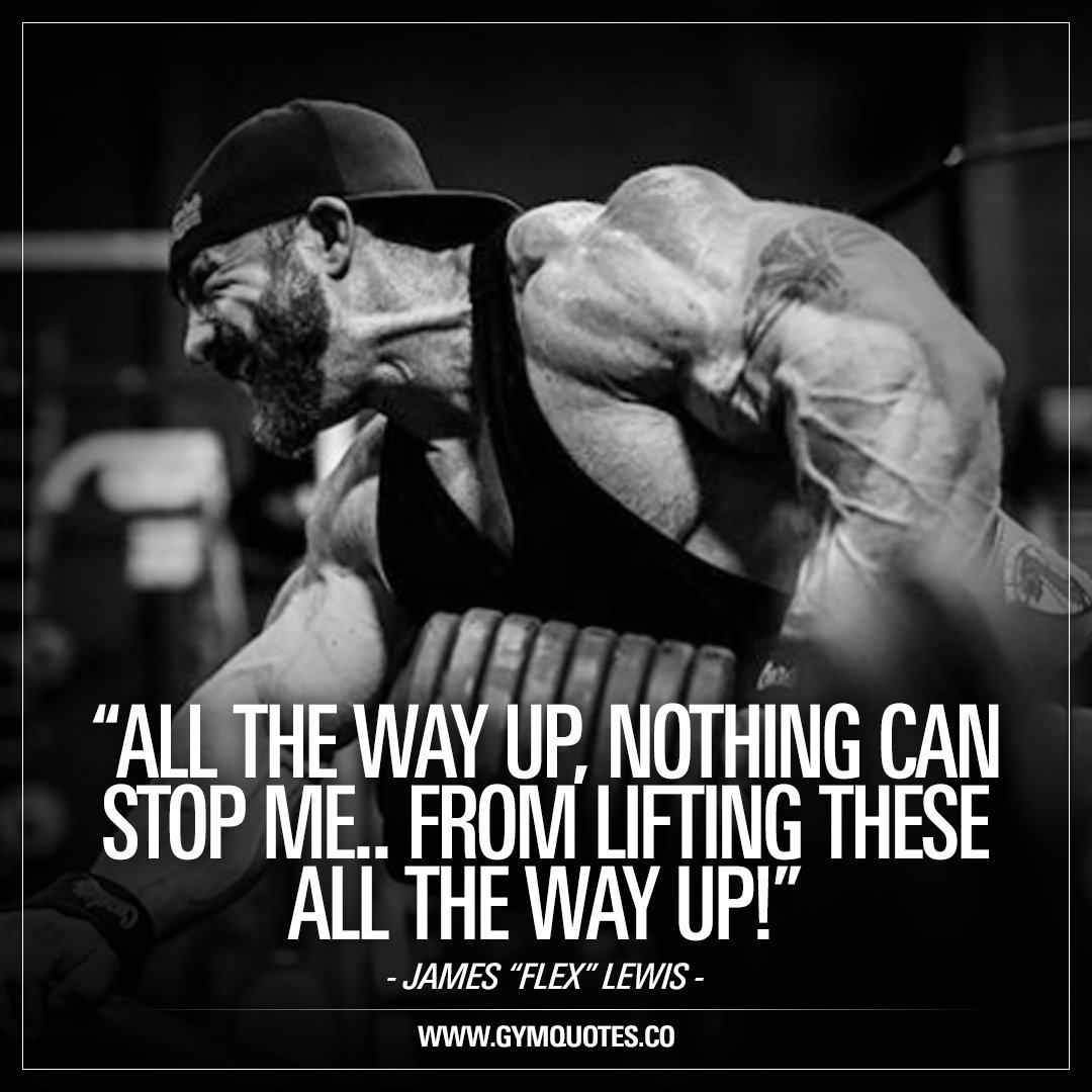 """Lifting Quotes Gym Quotes On Twitter """"all The Way Up Nothing Can Stop Me.from"""
