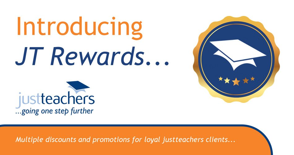 test Twitter Media - Introducing JT Rewards! Schools can get 20% off @Teacherboards  10% off @jrc_agency school websites and much more! https://t.co/e3TpYCDtC6 https://t.co/tYIUIFEoX7