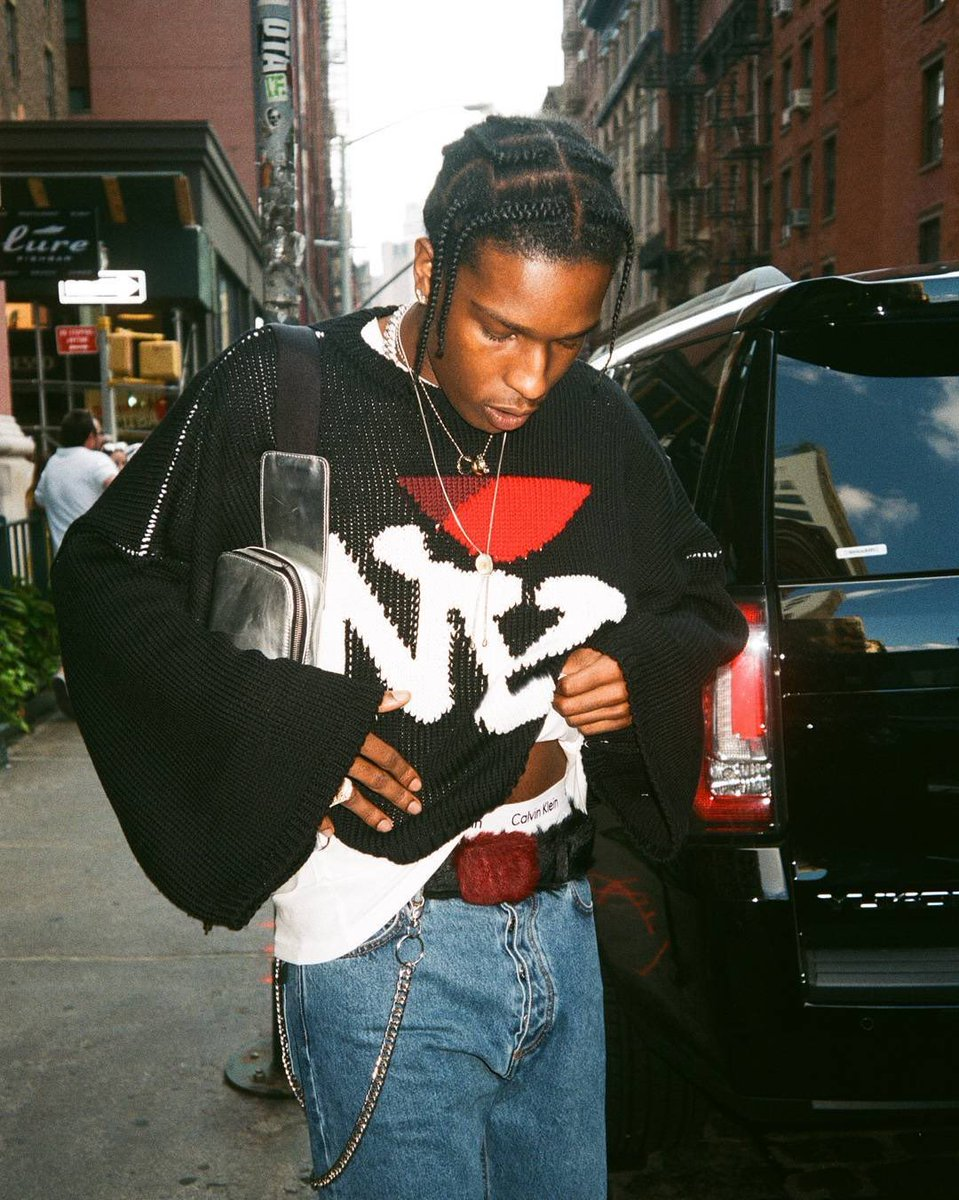 Wer Haus On Twitter Restock Of Raf Simons I Love Ny Sweater