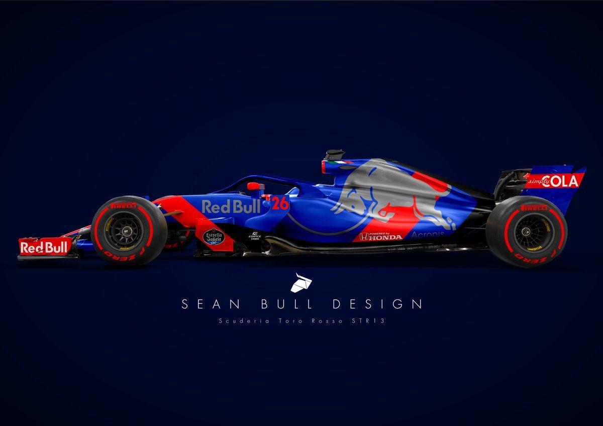 Toro Rosso F Car