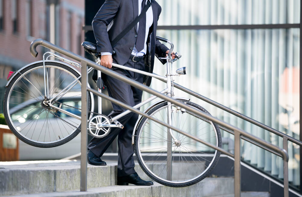 On #CycleToWorkDay take a look at our top 10 reasons to get on your bi...