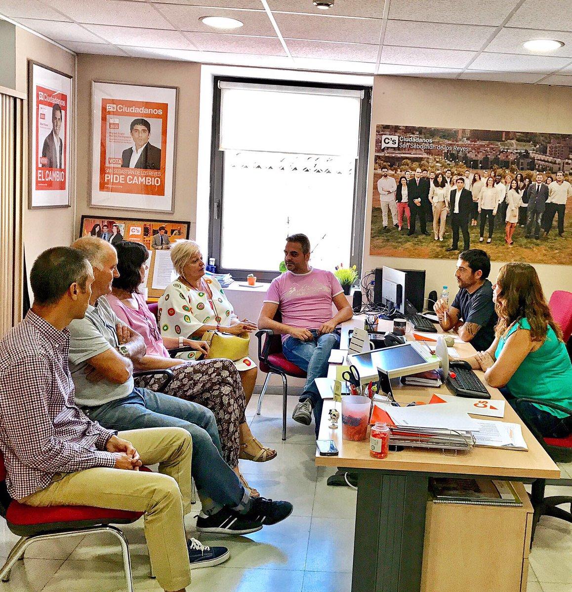 Oficina de empleo san sebastian de los reyes free oficina for Oficina empleo cantabria