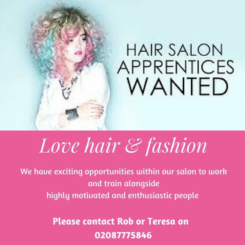 Stylist looking for jobs
