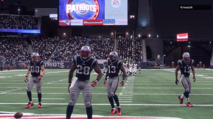 Jaguars @ Patriots DJm5SavXoAAfae5