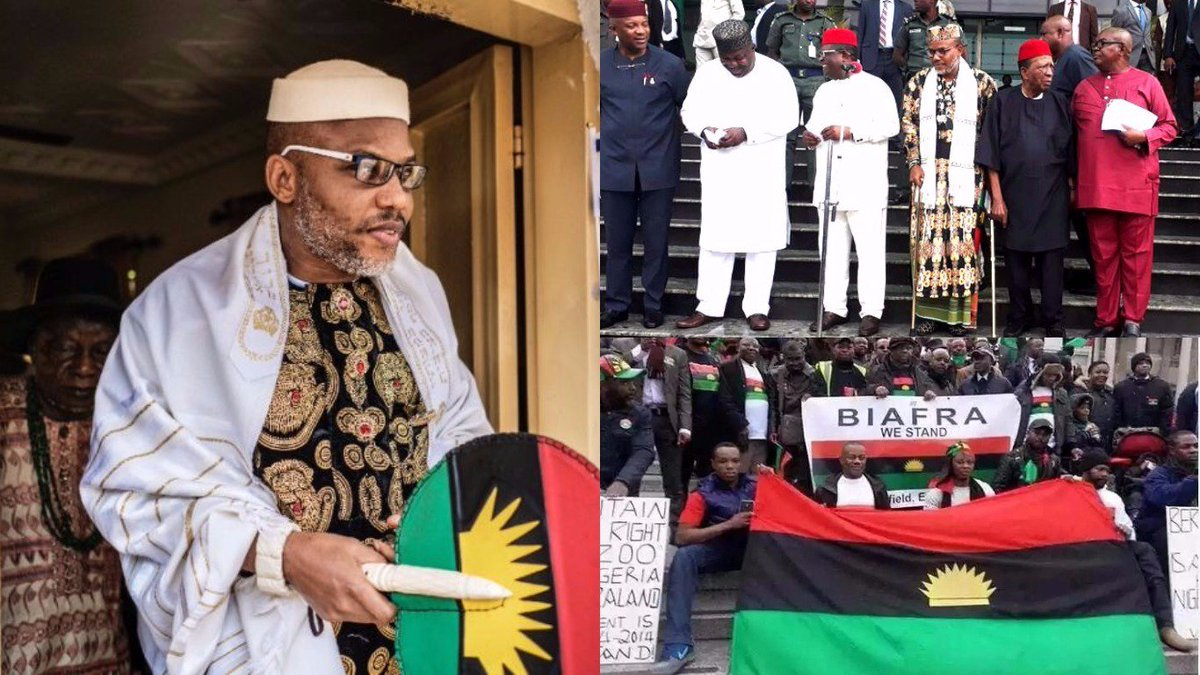 The leader of the Indigenous People of Biafra [IPOB], Mr Nnamdi Kanu has backed out of South-East governors' peace parley.