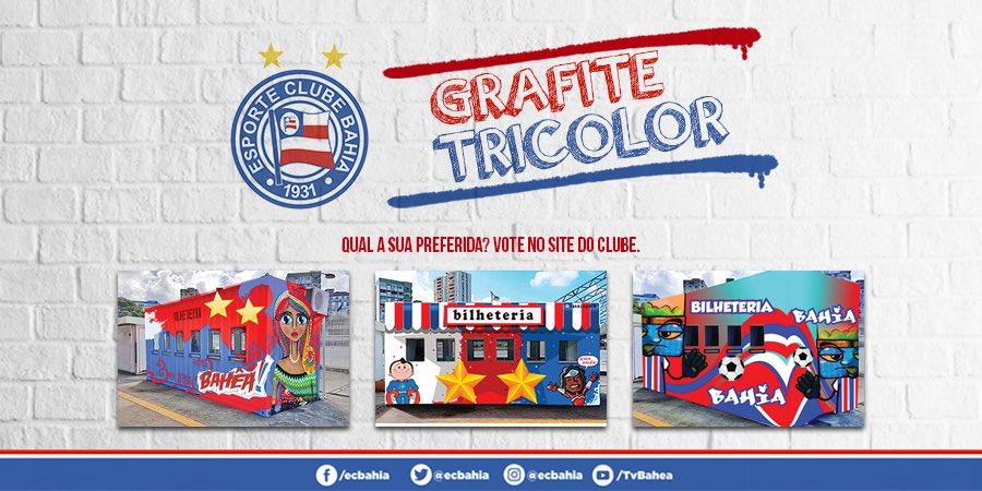 📊 Após o envio de trabalhos pela Nação, 3 finalistas concorrem para decorar a nova CAS, na Fonte. Vote até domingo👉🏾 https://t.co/sRZ83STIr4