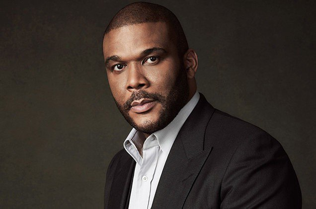 Happy birthday to my favorite actor TYLER PERRY!
