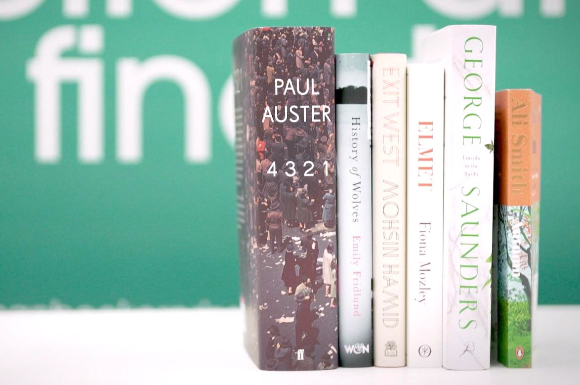 The six books shortlisted for the 2017 @ManBookerPrize https://t.co/lr...