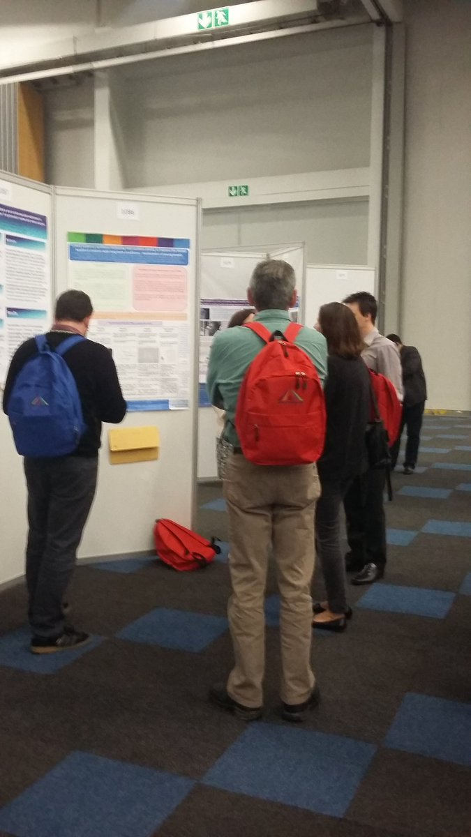 Lots of interest in #1086 - catch @alittlebitofLiz now - involving CYP in #systematicreview #GESummit17 #tlc4ltc <br>http://pic.twitter.com/QNSFqEnPch