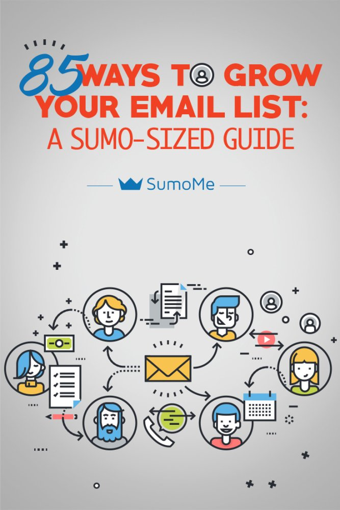 Stuck on ways to grow your email list?  Here's 85 Ways To Build Your Email List: https://t.co/jaozswbCgj https://t.co/JrNp3iv9Ci