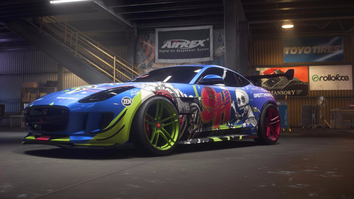 Best Drift Car In Need For Speed 2018 Need For Speed Payback Gets New Trailer Showcasing Nfs