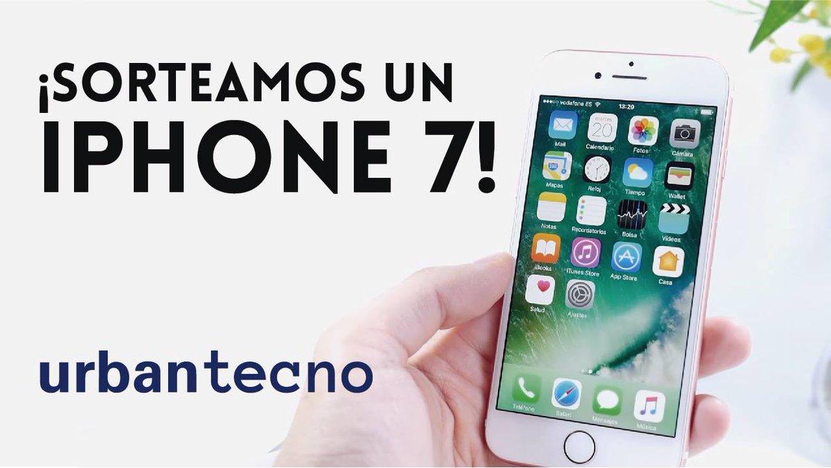 📣📣📣 ¡Lanzamos sorteo en España con @orange_es!  Llevarte un #iPhone7Gratis es ASÍ de fácil. ¡Participa! 👉 http://bit.ly/iphoneGRATIS1