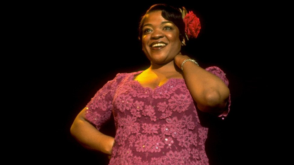 Happy birthday (RIP) to a fabulous scene-stealer of the stage and screen, Tony winner Nell Carter!