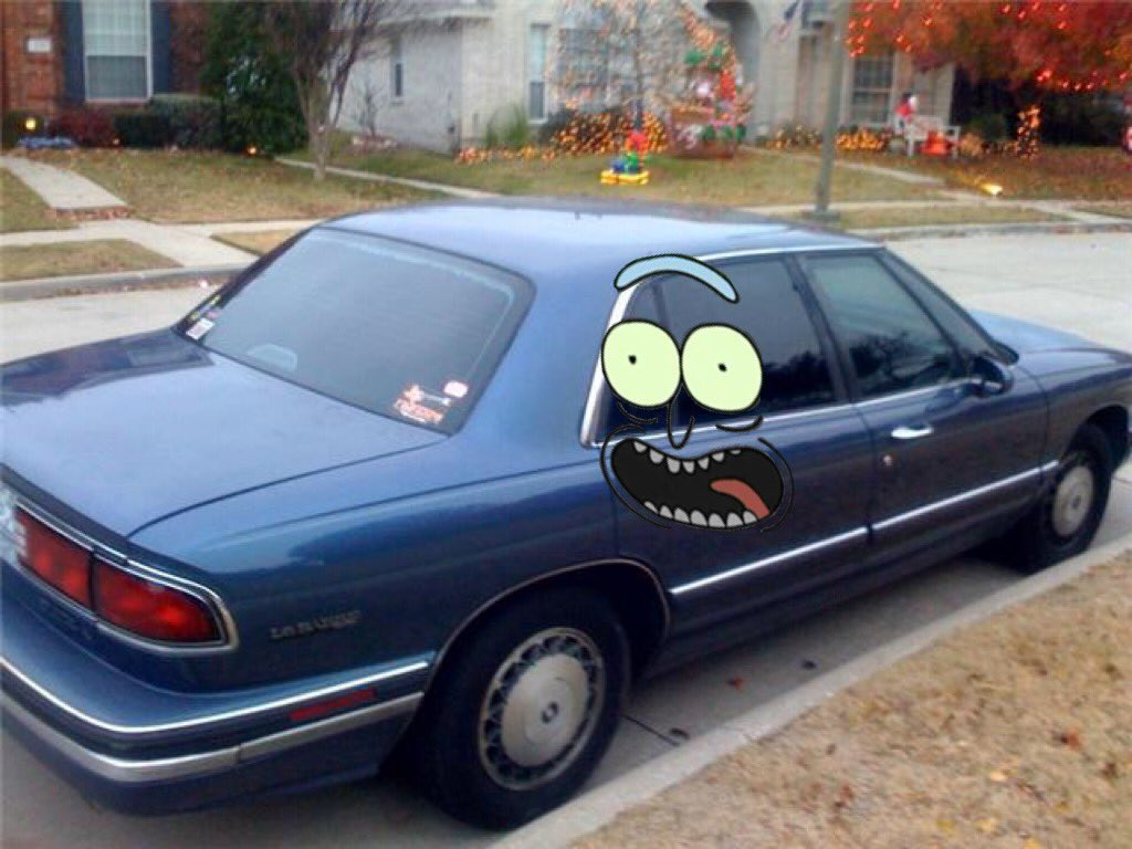 1996 Buick Lesabre >> Rob On Twitter I Turned Myself Into A 1996 Buick Lesabre