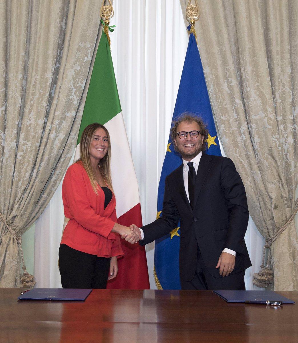 accordo ministro Boschi
