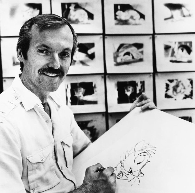 Happy 80th Birthday to Don Bluth!
