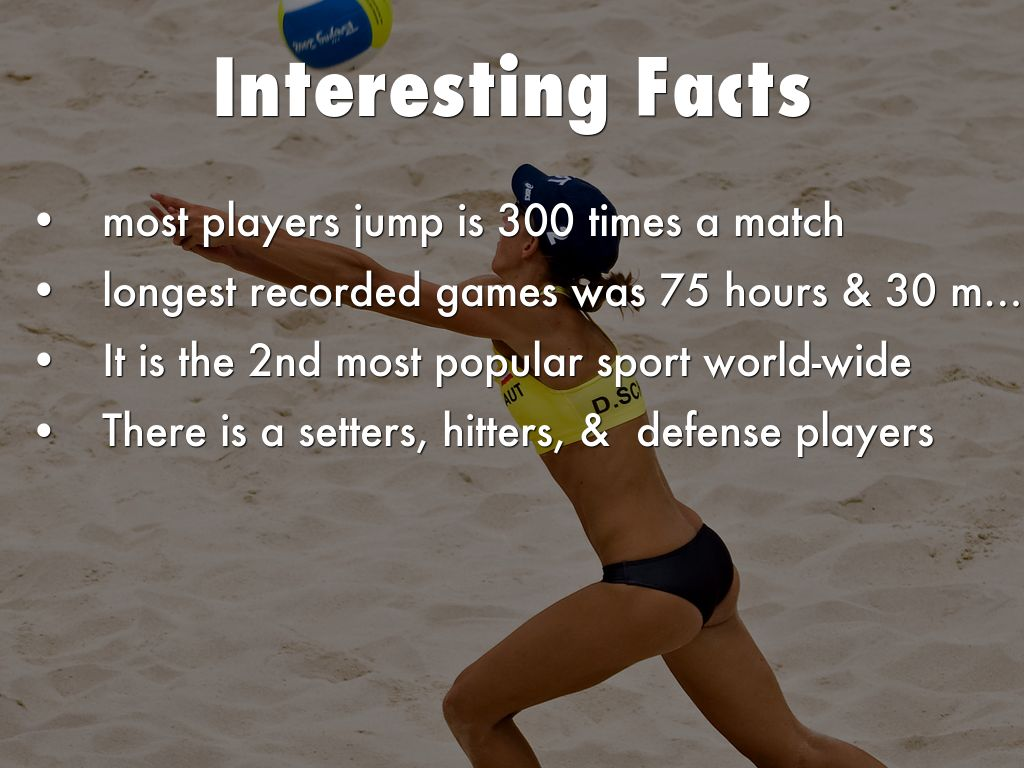 Volleyball Coaching On Twitter Did You Know Volleyball Volleyballplayer Volleyballgame Sports Facts