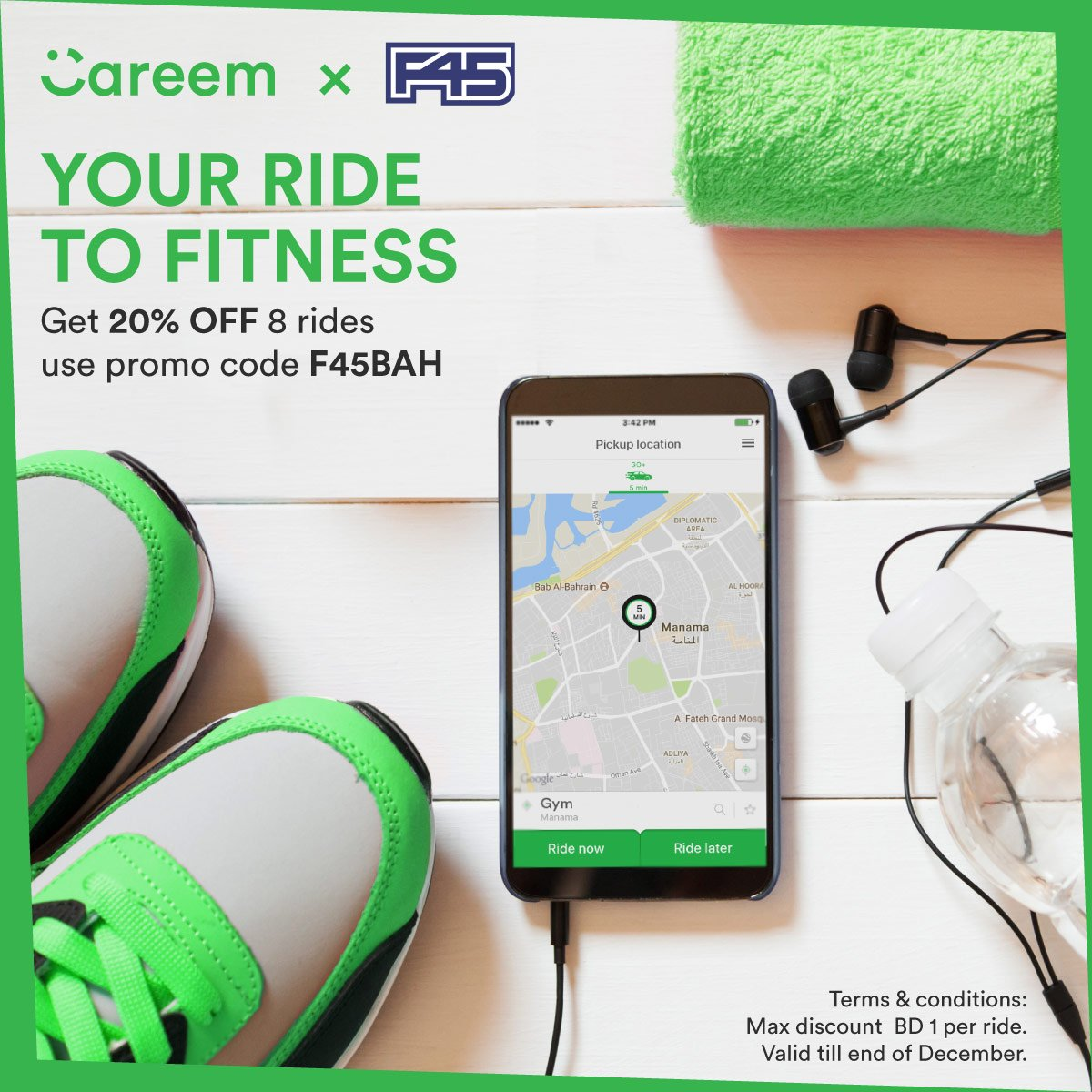 Careem Bahrain on Twitter: