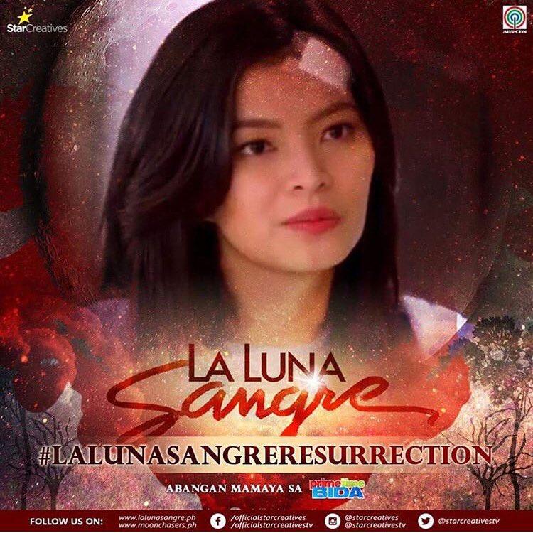 Jacintha is stronger than you think, Supremo 👊🏻   #LaLunaSangreResurre...