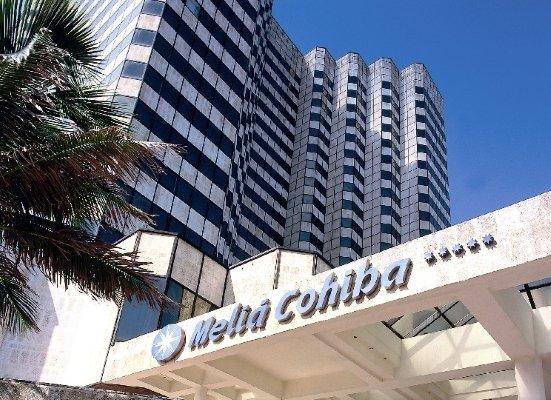 Hotel Melía Cohiba sede del encuentro de turismo de reuniones