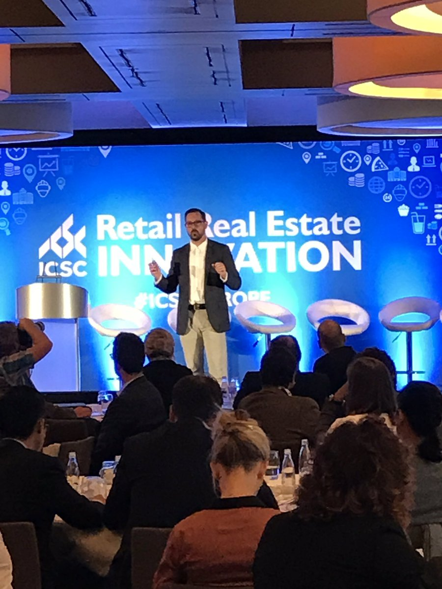 Great speeches at #ICSCEUROPE conference on Innovation in Retail #RealEstate #BNPPRE in Berlin<br>http://pic.twitter.com/wQtyK6vJtb