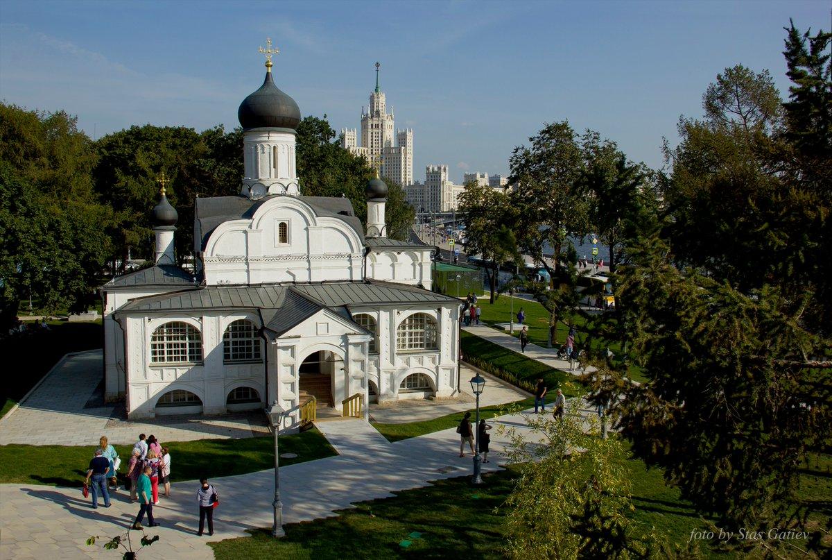 парки в монастырях пойму