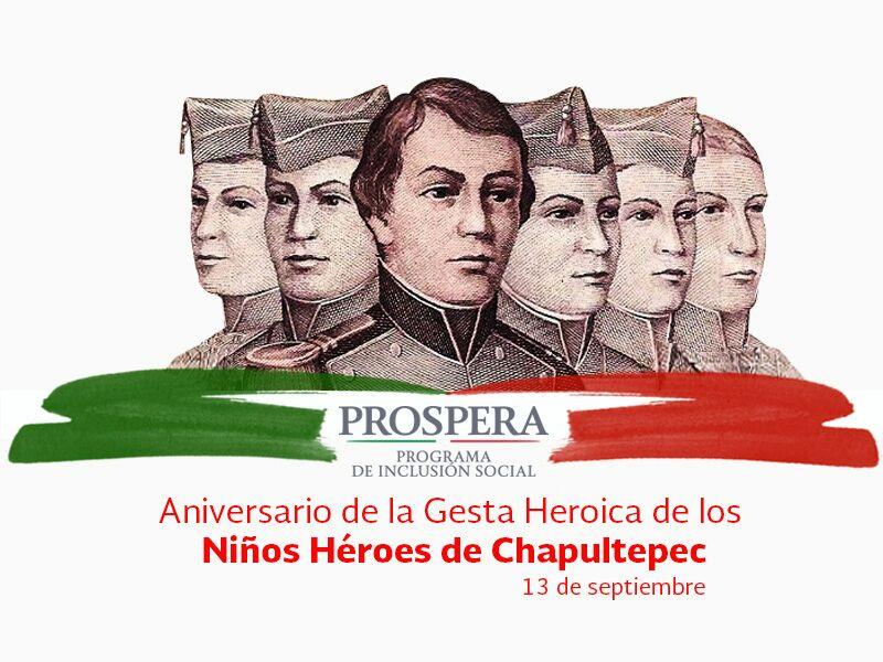 Hoy conmemoramos el aniversario de la Gesta Heroica de los Niños Héroe...