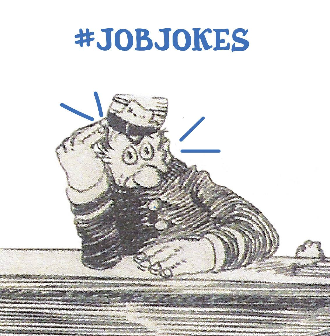 test Twitter Media - Help, I'm stuck in a cubicle posting about cartoons! It could be worse; I could be stuck in a cartoon posting about cubicles. #JobJokes https://t.co/Am7tt2nTTo
