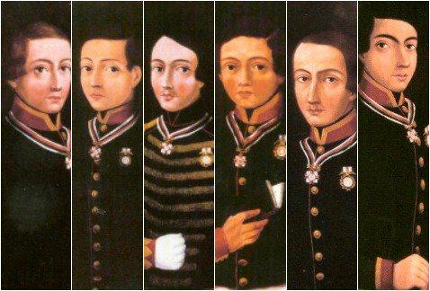 🇲🇽 La 'MENTIRA HISTÓRICA' de los Niños Héroes de Chapultepec 😧https://...