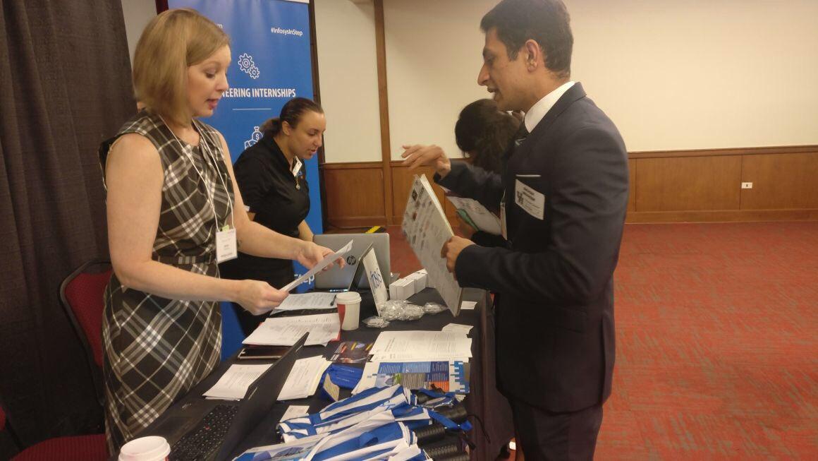 Infosys Global Alumni Network